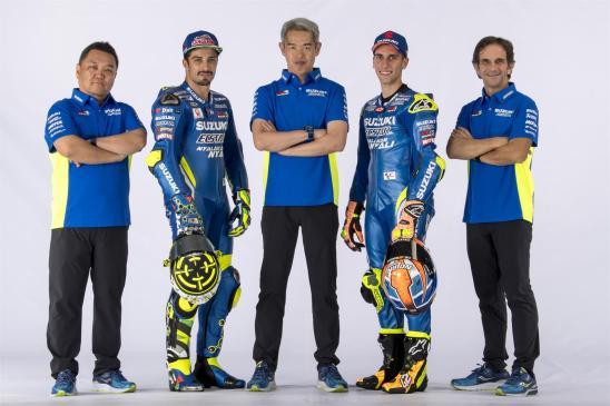 Equipe Suzuki Ecstar MotoGP 2018 (6)
