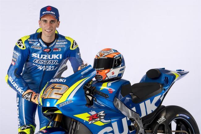 Equipe Suzuki Ecstar MotoGP 2018 - Alex Rins (3)