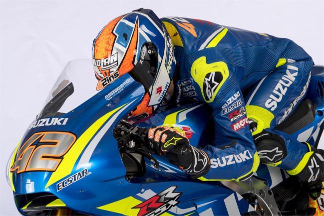 Equipe Suzuki Ecstar MotoGP 2018 - Alex Rins (5)