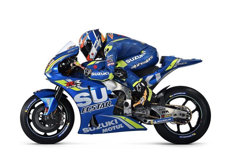 Equipe Suzuki Ecstar MotoGP 2018 - Andrea Iannone (11)