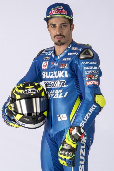 Equipe Suzuki Ecstar MotoGP 2018 - Andrea Iannone (2)