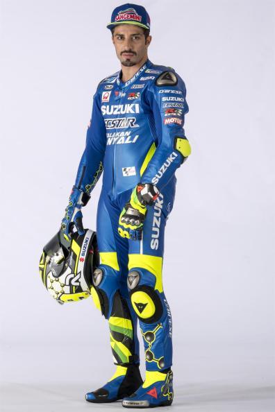 Equipe Suzuki Ecstar MotoGP 2018 - Andrea Iannone (3)
