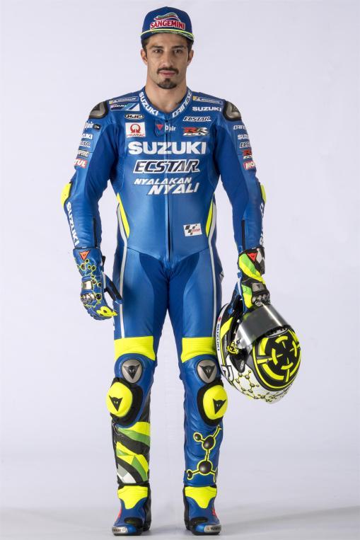 Equipe Suzuki Ecstar MotoGP 2018 - Andrea Iannone (4)