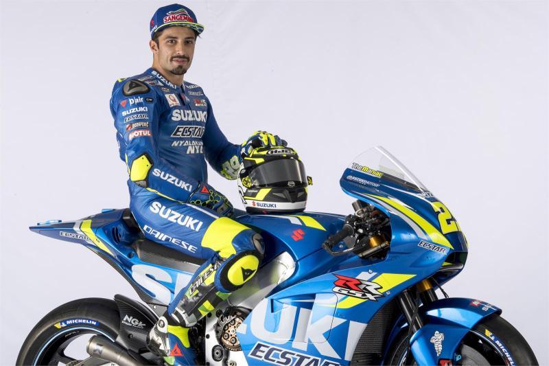 Equipe Suzuki Ecstar MotoGP 2018 - Andrea Iannone (9)
