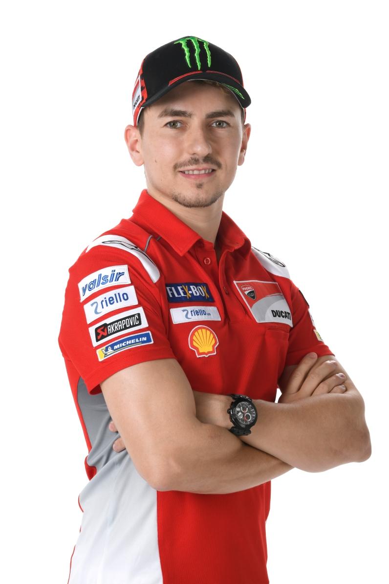 Apresentação Jorge Lorenzo para a MotoGP 2018