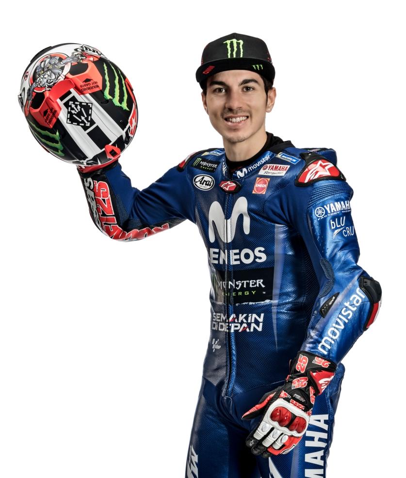 Maverick Vinales MotoGP 2018 (15)