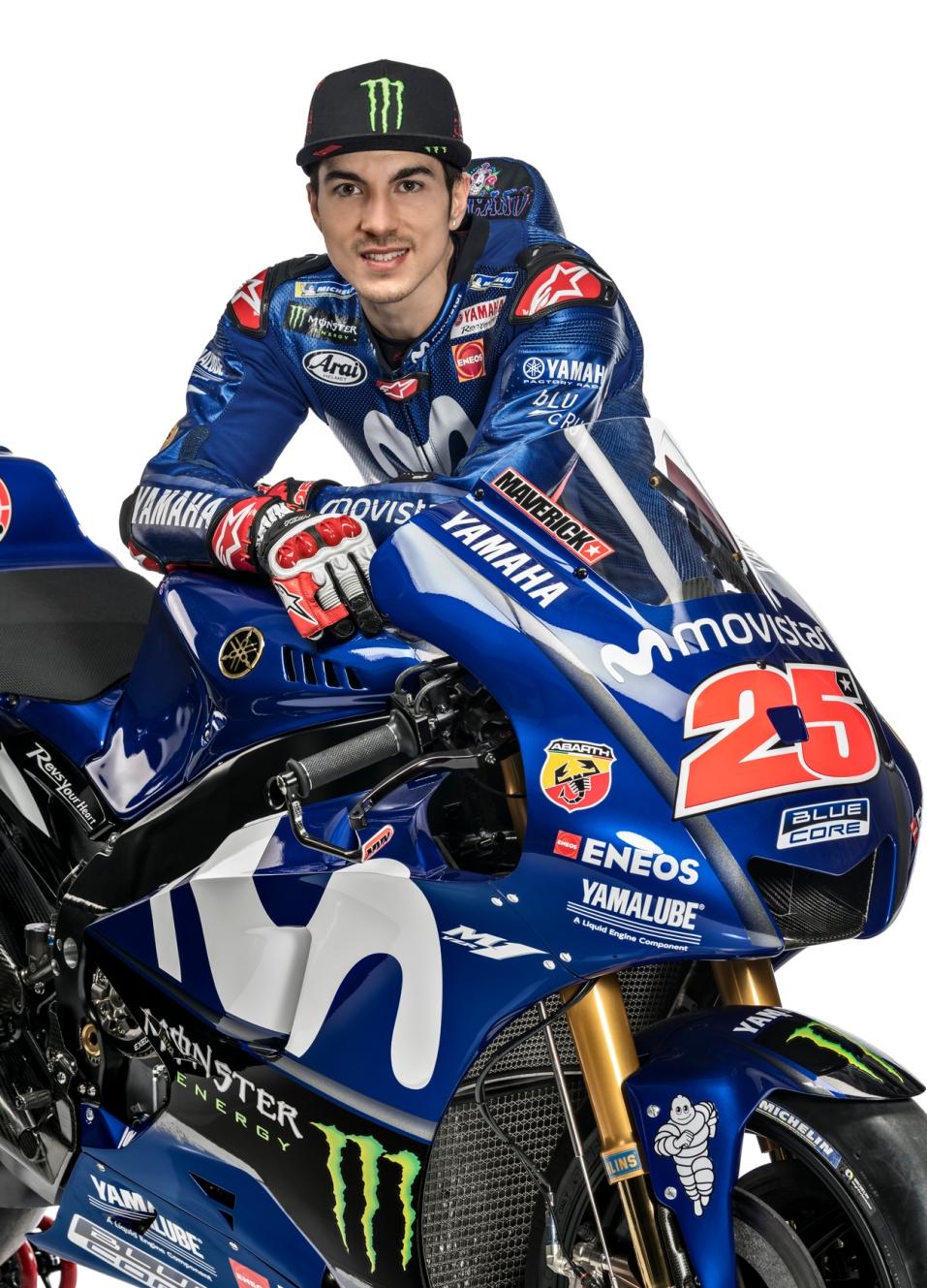Maverick Vinales MotoGP 2018 (19)
