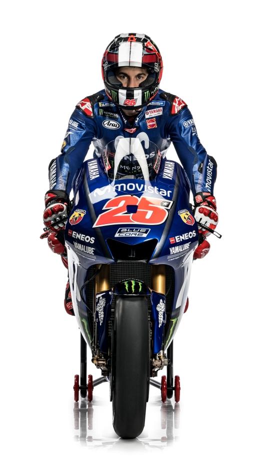 Maverick Vinales MotoGP 2018 (20)