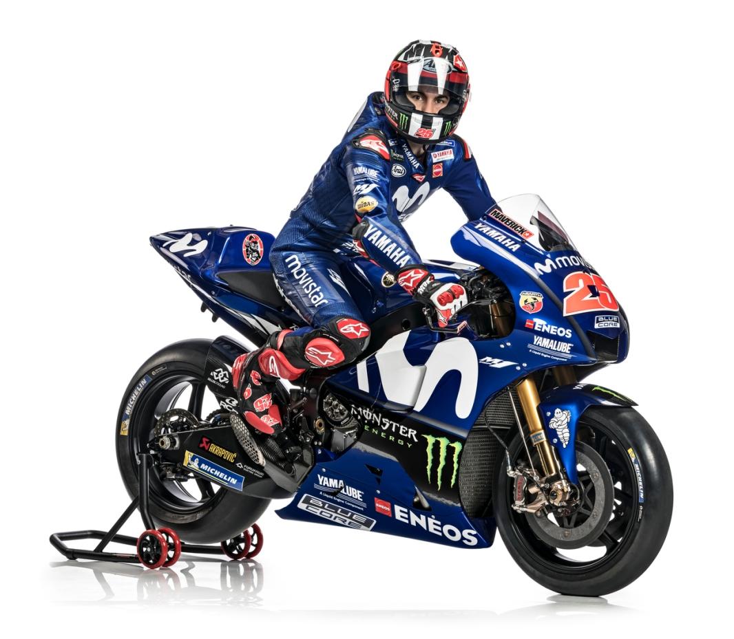 Maverick Vinales MotoGP 2018 (21)