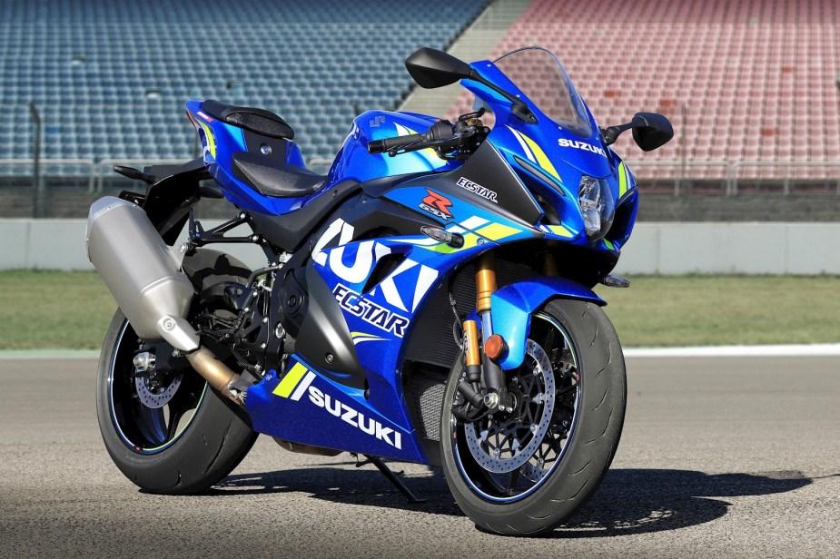 Suzuki GSX-R 1000 2018 Réplica MotoGP (1)