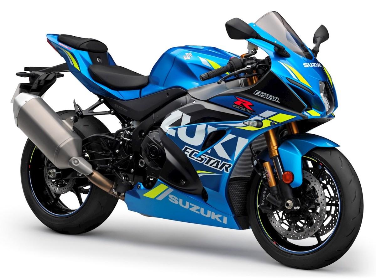 Nova Suzuki GSX-R 1000 2018 Réplica MotoGP