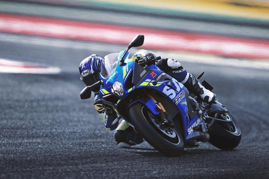 Suzuki GSX-R 1000 2018 Réplica MotoGP (4)