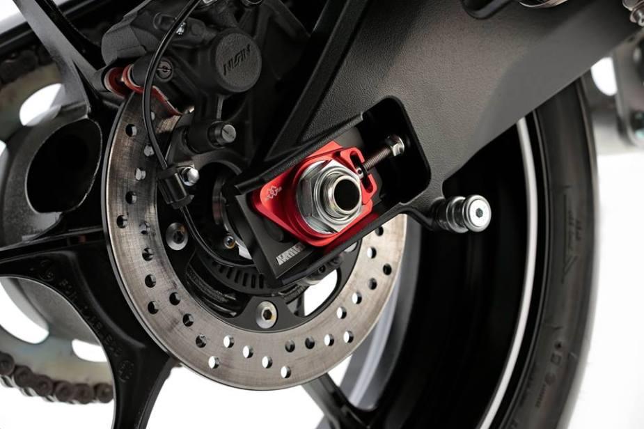Suzuki GSX-R 1000 R Origins Edição Limitada - 10