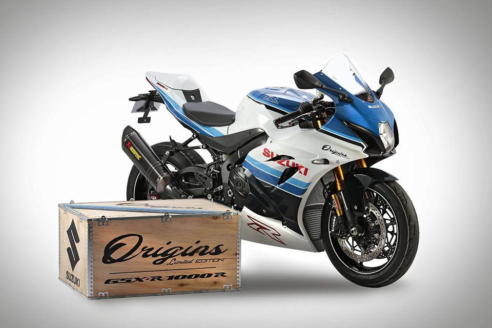 Suzuki GSX-R 1000 R Origins Edição Limitada - 12