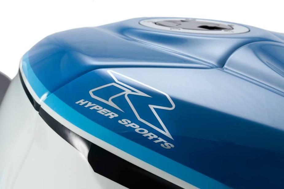 Suzuki GSX-R 1000 R Origins Edição Limitada - 2