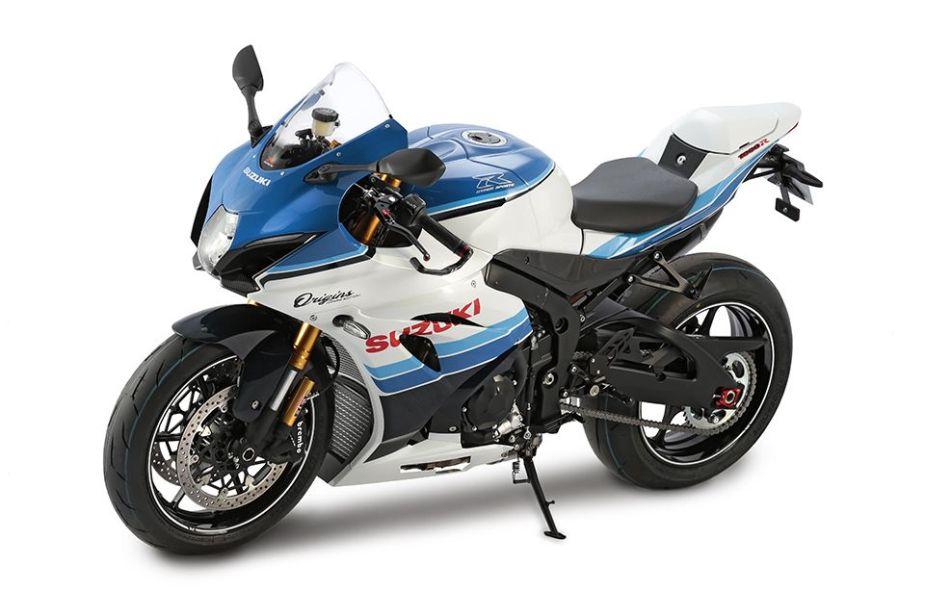 Suzuki GSX-R 1000 R Origins Edição Limitada - 3