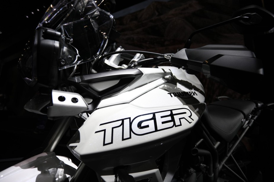 Triumph Tiger 800 XRT 2018