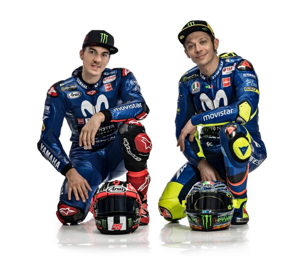 Valentino Rossi e Maverick Vinales MotoGP 2018 (1)