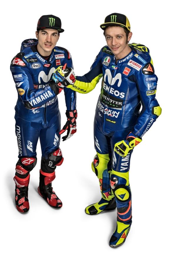 Valentino Rossi e Maverick Vinales MotoGP 2018 (2)
