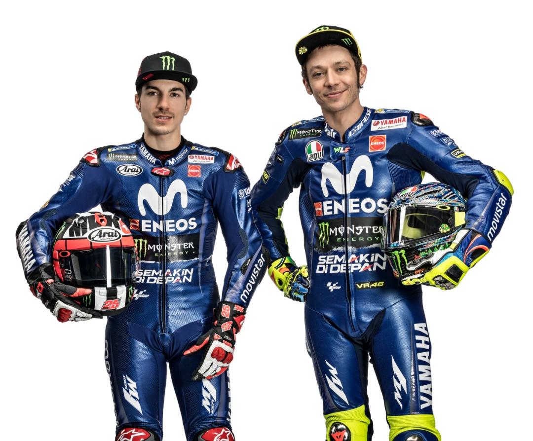 Valentino Rossi e Maverick Vinales MotoGP 2018 (3)