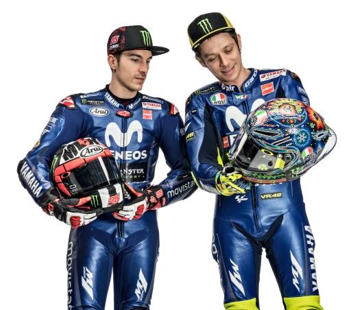 Valentino Rossi e Maverick Vinales MotoGP 2018 (4)