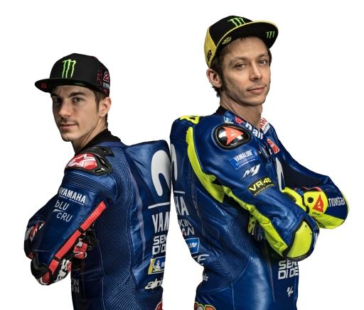 Valentino Rossi e Maverick Vinales MotoGP 2018 (5)