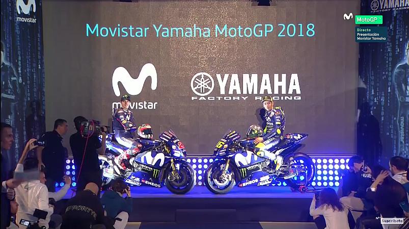 Yamaha M1 2018 MotoGP