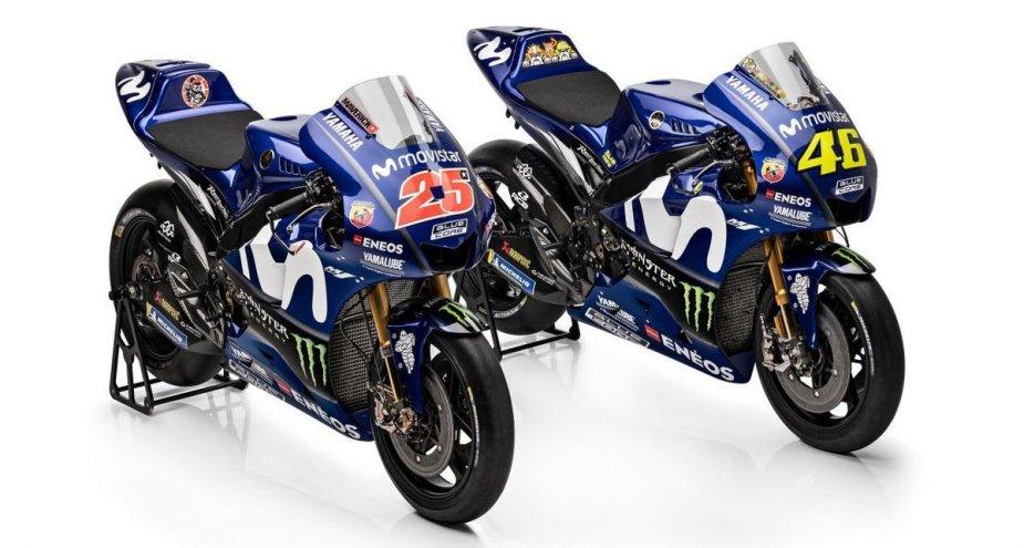 Yamaha M1 MotoGP 2018