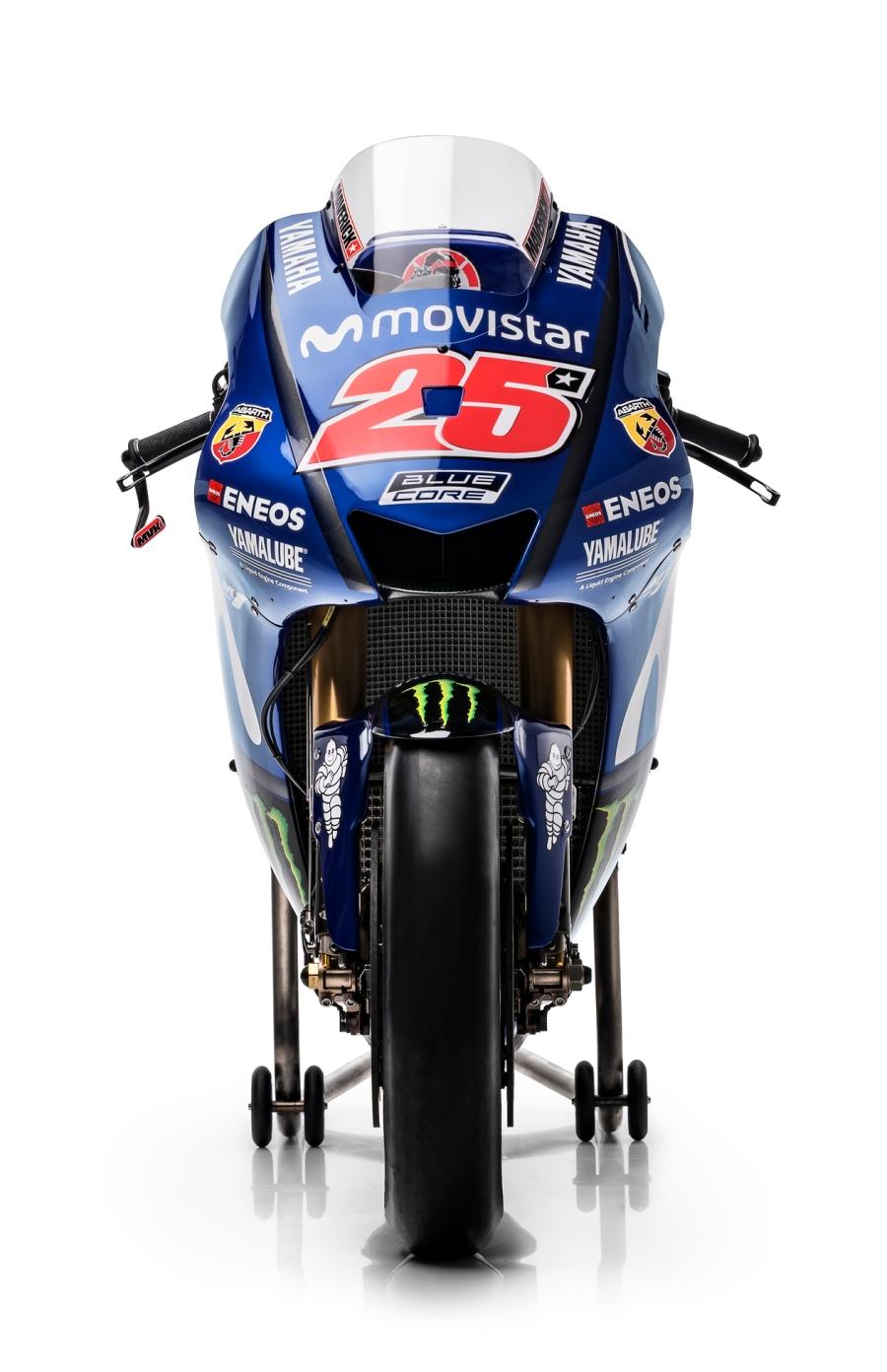 Yamaha YZR M1 2018 - Maverick Viñales - MotoGP (34)