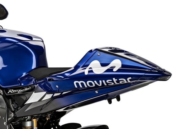 Yamaha YZR M1 2018 - Maverick Viñales - MotoGP (11)