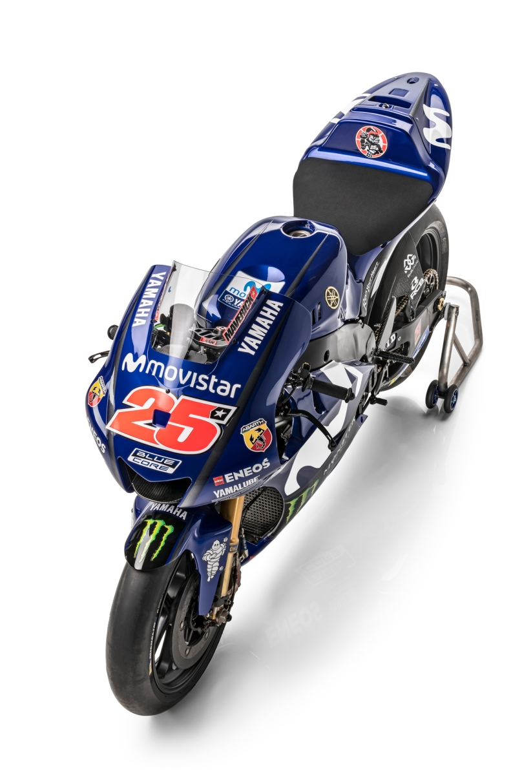 Yamaha YZR M1 2018 - Maverick Viñales - MotoGP (28)