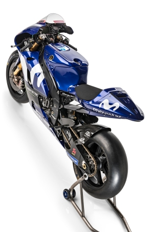 Yamaha YZR M1 2018 - Maverick Viñales - MotoGP (27)