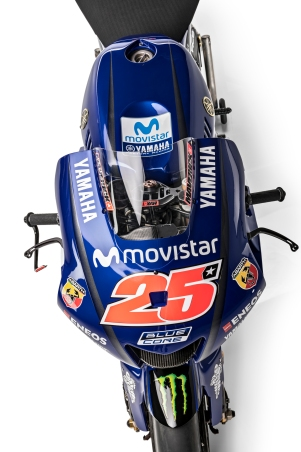Yamaha YZR M1 2018 - Maverick Viñales - MotoGP (26)