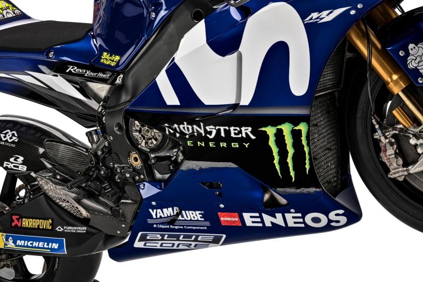 Yamaha YZR M1 2018 - Valentino Rossi - MotoGP (10)