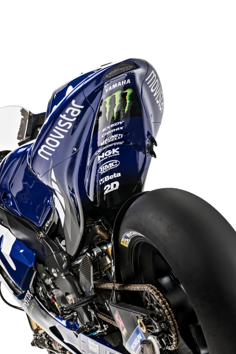 Yamaha YZR M1 2018 - Maverick Viñales - MotoGP (35)