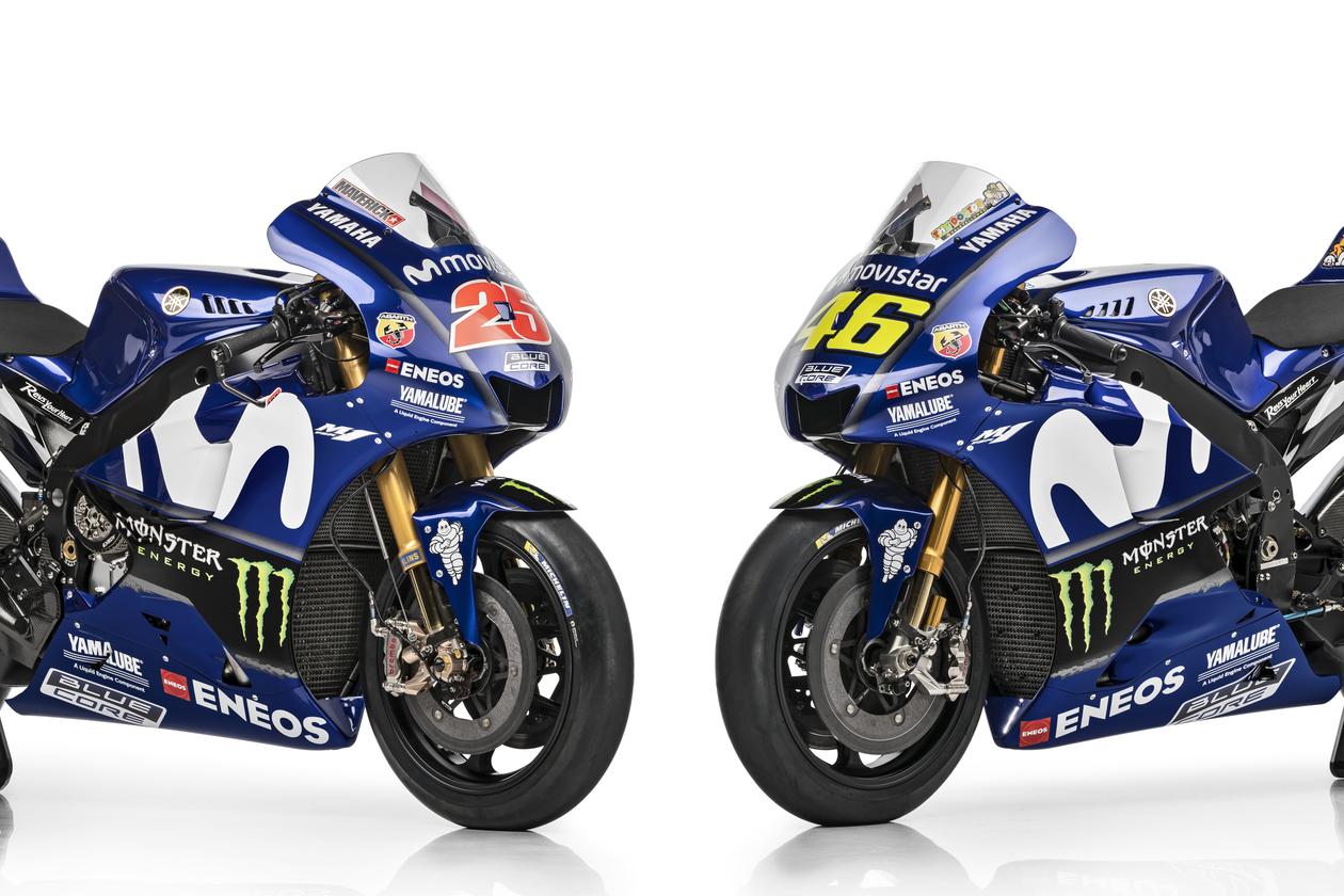 Yamaha YZR M1 2018 - Valentino Rossi - MotoGP (2)