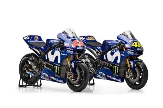 Yamaha YZR M1 2018 - Valentino Rossi - MotoGP (3)