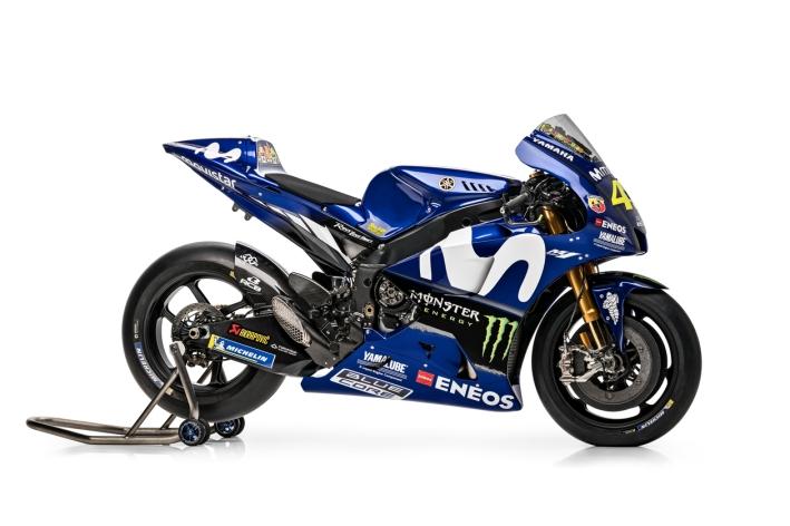 Yamaha YZR M1 2018 - Valentino Rossi - MotoGP (4)