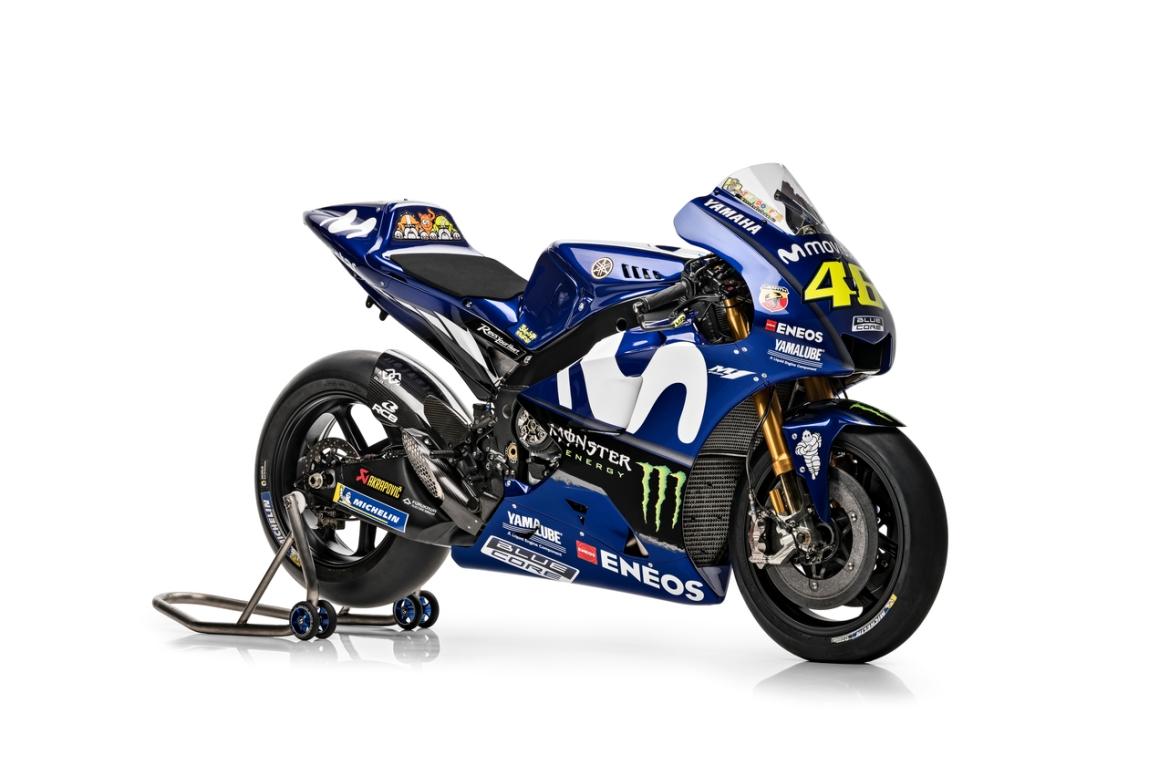 Yamaha YZR M1 2018 - Valentino Rossi - MotoGP (5)