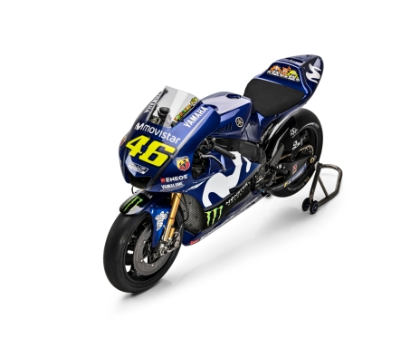 Yamaha YZR M1 2018 - Valentino Rossi - MotoGP (7)