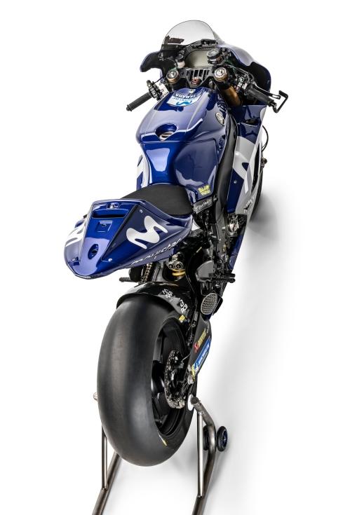 Yamaha YZR M1 2018 - Valentino Rossi - MotoGP (8)