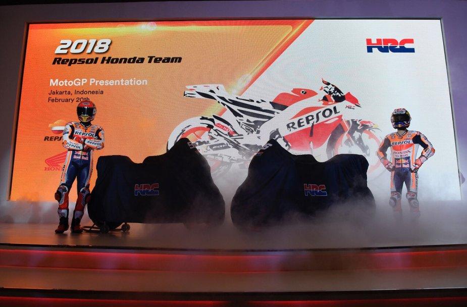 Apresentação Honda RC213V 2018 - 4