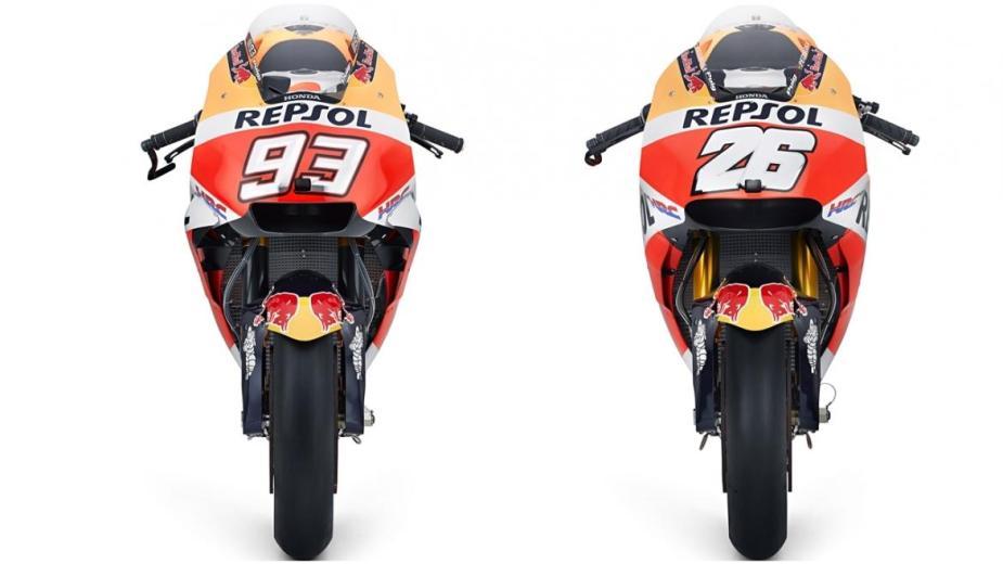 Honda RC213V - MotoGP 2018 - 1