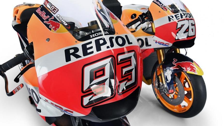 Honda RC213V - MotoGP 2018 - 4