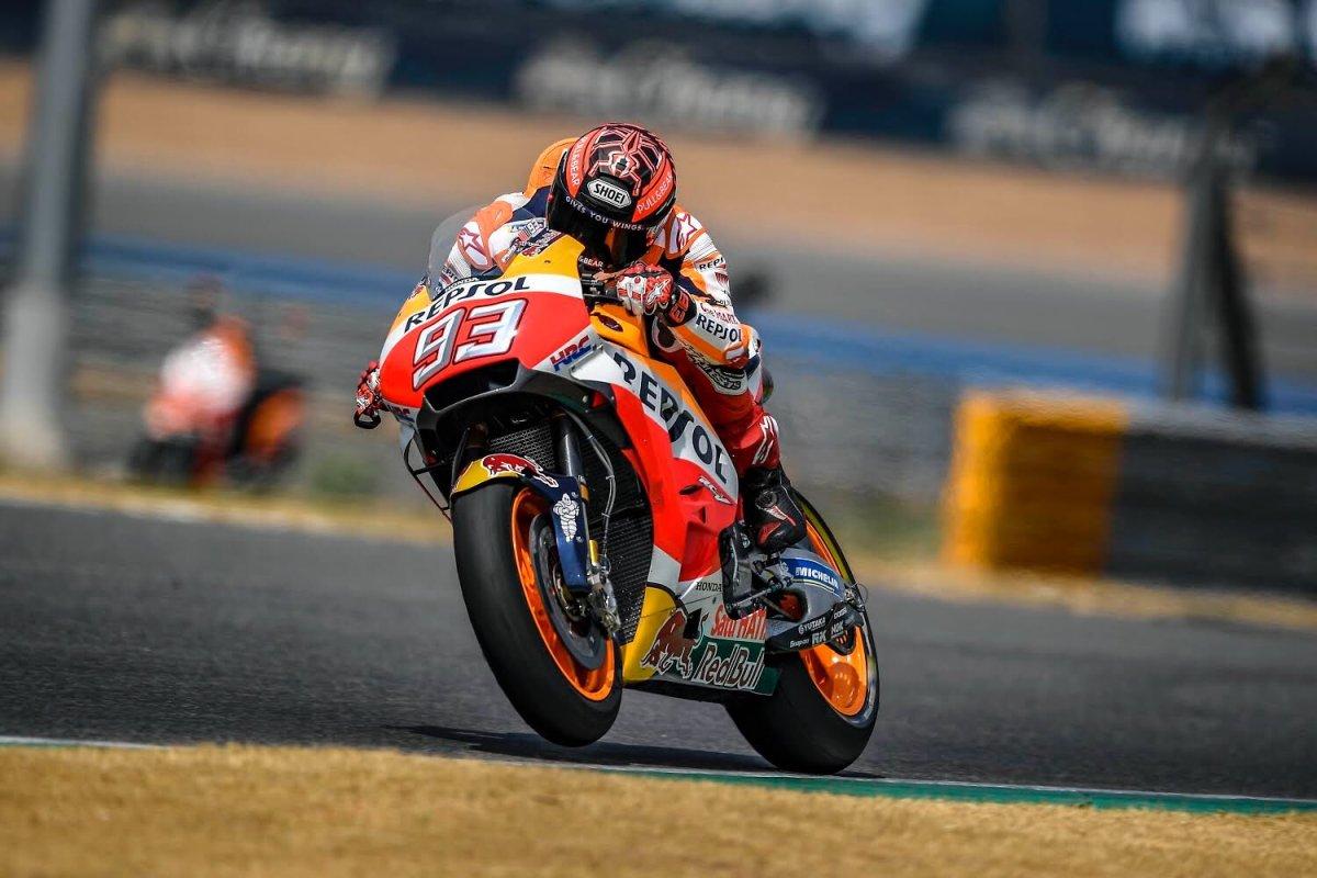 MotoGP: Marc Marquez é o mais rápido no 2º dia de testes na Tailândia