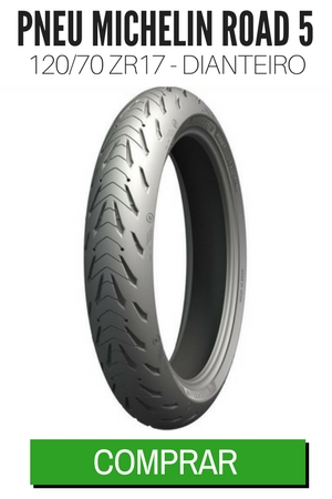 Michelin 120/70 ZR17 Road 5