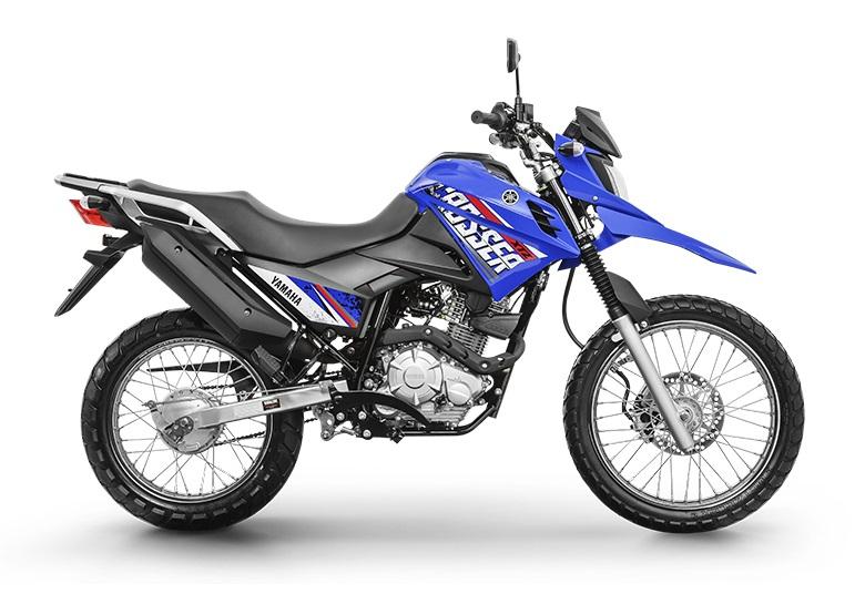 Yamaha Crosser 150 Z 2018 - Azul