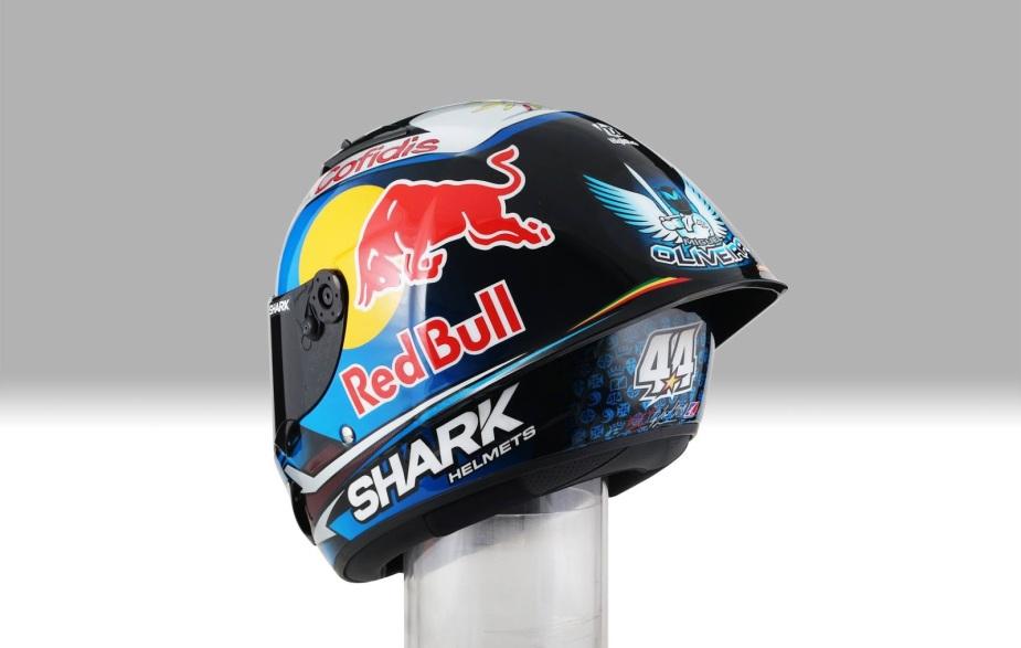 Capacete Shark Race-R Pro GP Miguel Oliveira 2018 - 3