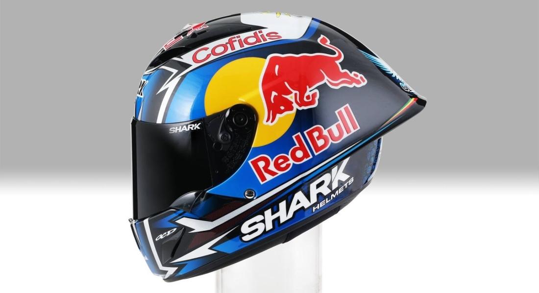 Capacete Shark Race-R Pro GP Miguel Oliveira 2018 - 4