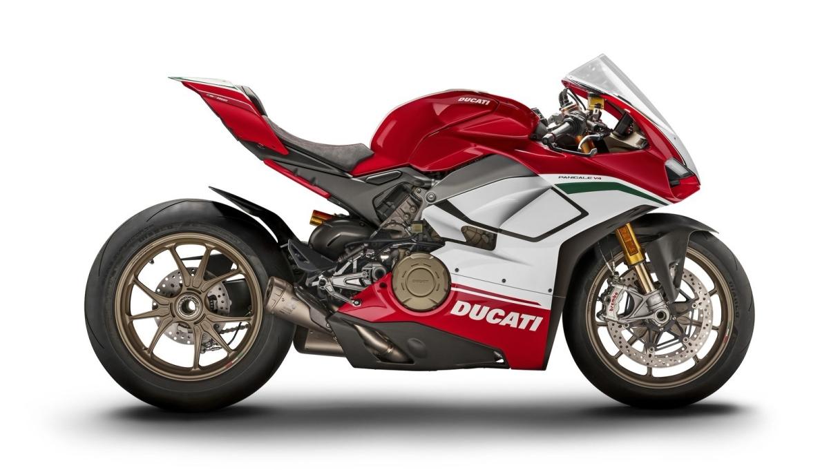 Ducati anuncia venda da Panigale V4 Speciale no Brasil por R$ 269 mil